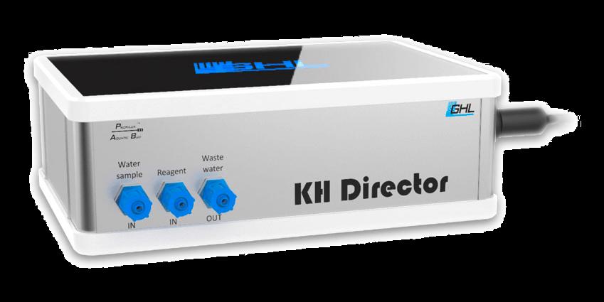 Control alcalinidad acuario kh director