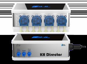 KH director controlar alcalinidad cuatro bombas